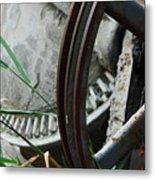 Drivers Metal Print
