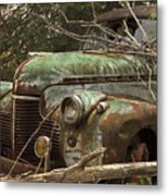 Driving Under The Influence Metal Print