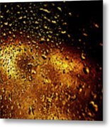 Droplets I Metal Print