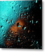 Droplets V Metal Print