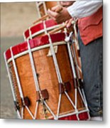 Drums Of The Revolution Metal Print