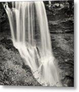 Dry Falls - Blue Ridge Mountains - Number Two Metal Print