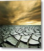 Dry Lowlands Metal Print
