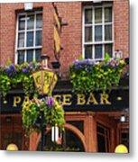 Dublin Ireland - Palace Bar Metal Print