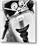Ducati Ps1000le Abstract Metal Print