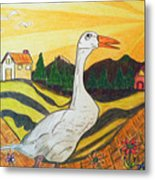 Duck Season Could Be Metal Print