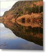 Duddingston And The Queen's Park Metal Print