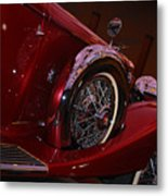 Duesenberg Side View Metal Print