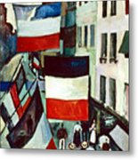 Dufy: Flags, 1906 Metal Print