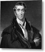 Duke Of Wellington Metal Print