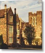 Duke University Campus Metal Print