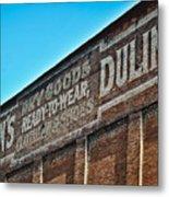 Dulin's Dry Goods Metal Print