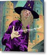 Dumbledore Metal Print