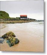 Dunaverty Bay Metal Print