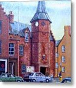Dunbar High Street Metal Print