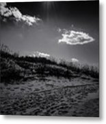 Dune Valley Metal Print