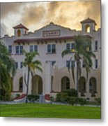 Dunedin Florida - The Fenway Metal Print