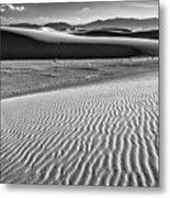 Dunes Details Metal Print