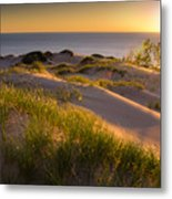 Dunes Metal Print by Jason Naudi Photography