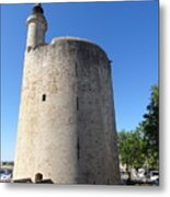Dungeon In Aigues Morte Metal Print