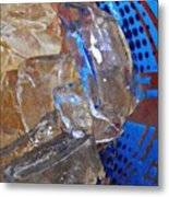 Dunkin Ice Coffee 20 Metal Print