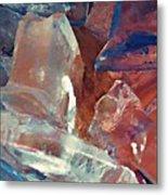 Dunkin Ice Coffee 22 Metal Print