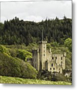 Dunvegan Castle Metal Print