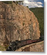 Durango/silverton Narrow Gauge Railroad Metal Print