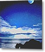 Durdle Door, Wareham, United Kingdom 2b Metal Print
