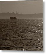 Dusk In Peninsula Metal Print
