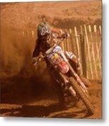 Dust And Mud Metal Print