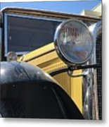 Dusty Old Ford Metal Print