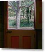 Dutch Door Metal Print