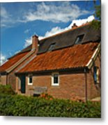 A Home In The Netherlands  Metal Print