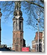Dutch Steeple Metal Print