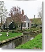 Dutch Village 2 Metal Print