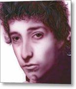 Dylan Metal Print