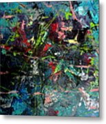 Dynamic Mind 1.0  Metal Print