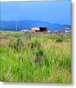 Eagle Nest New Mexico Metal Print