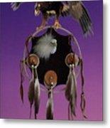 Eagle Spirit Metal Print