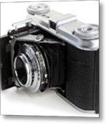 Early 35mm Film Camera Metal Print