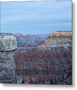 Early Evening At Grand Canyon No. 2 Metal Print