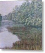 Early Fall Serenity Metal Print