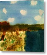 Early Landscape Metal Print