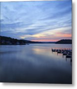 Early Morning At Lake Of The Ozarks Metal Print
