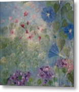 Early Morning Glory Metal Print