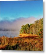 Early Morning On The Bay Metal Print