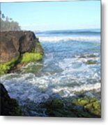 Early Morning Pacific Metal Print