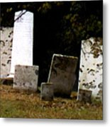 Early Settlers Metal Print
