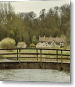Early Spring In The Counties Metal Print